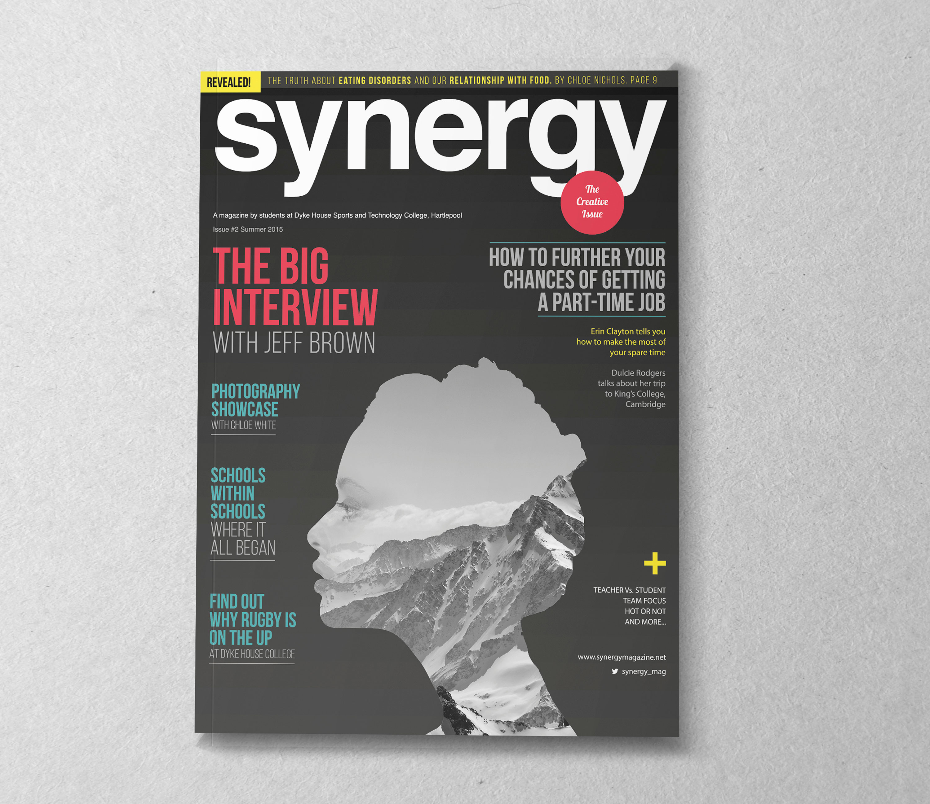 Synergy Magazine - issue 2